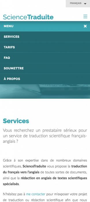 Science Traduite