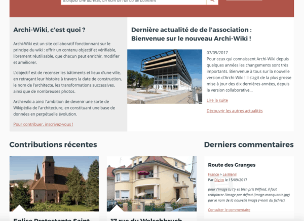 ArchiWiki – Home