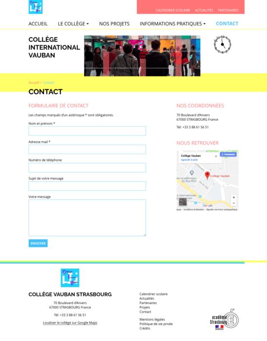 Screenshot-2018-4-6 Contact – Collège Vauban Strasbourg